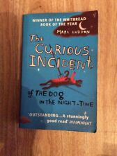 The Curious Incident of the Dog in the Night-time by Mark Haddon (Paperback, 20…