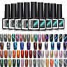8ml LEMOOC Cat Eye Esmalte de Uñas UV Gel Nail Polish Soak off Semipermanente