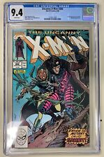 UNCANNY X-MEN # 66 CGC 9.4 MARVEL 8/1990 WHITE PAGES 1ST GAMBIT Storm on Cover