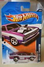 HOT WHEELS PLYMOUTH DUSTER THRUSTER 4/10 NEW