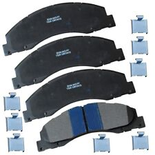 Disc Brake Pad Set-Stop Semi-Metallic Brake Pad Rear Bendix SBM1329
