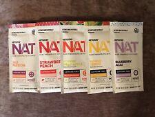 Pruvit NAT Keto 5 Packets Seasonal  Flavors Caffeine Free Ketones