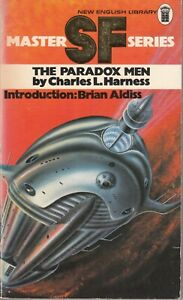 The Paradox Men - Charles L. Harness Master Science Fiction Series - AUST SELLER