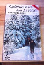 J.L. Theiller - Randonnées à skis dans les Vosges - Delta 2000