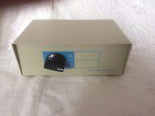 Manual Data Transfer Switch Box DW-25AB
