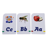 Kids Flash Cards Educational Flashcards Learning Numbers Alphabets Words Maths