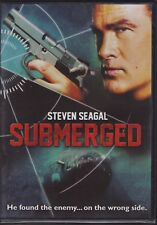 DVD SUBMERGED  Steven Seagal sealed