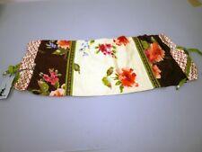 Taj Wood Scherer Kissenbezug Kissenhülle Nackenrolle Giardino 15x40 cm Rolle