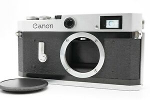 [Near MINT CLA'd] Canon Model Populaire P Rangefinder Camera Body From Japan