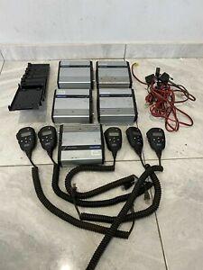 5X Simoco SRM9000 AC VHF 136-174MHz Mobile Radios