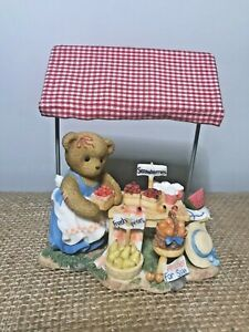 Cherished Teddies 2006 Josephine 4007741 There Are Many Fruits of Friendship