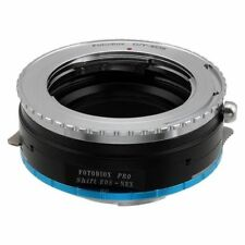 Kamera-Objektivadapter & -Zwischenringe für Sony E Fotodiox