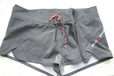 Reebok Crossfit Womens Training Shorts - Grey Size S