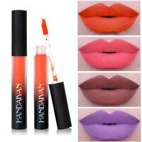 Liquid Lip Gloss Wasserdicht Matt Velvet Pigment Rosa Lip Glaze Beauty Kosmetik
