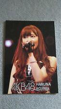 AKB48 Haruna Kojima Card Collectible JPop Idol Music Cute Kawaii Japan Japanese