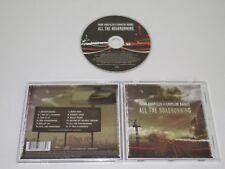 MARK KNOPFLER AND EMMYLOU HARRIS/ALL THE ROADRUNNING(MERCURY 987 7385) CD ALBUM