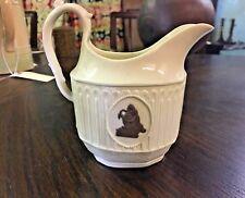 English Castleford Creamware Creamer c. 1790