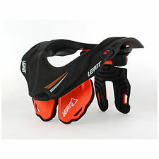 Orange Motorcycle Neck Guards & Supports