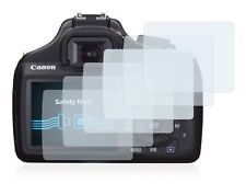 Canon EOS 1100D  DSLR, 6 x Transparent ULTRA Clear Camera Screen Protector