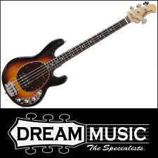 Ernie Ball Music Man Stingray 4H Single Humbucker Bass Vintage Sunburst RRP$3899