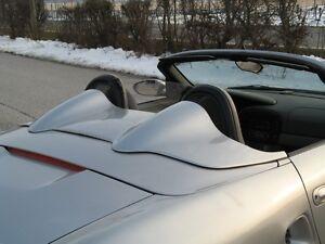 Speedsterabdeckung Rennhutzen Verdeckabdeckung für Porsche Boxster 986 PP25615