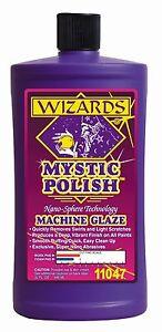 Wizards Mystic Polish 32oz nano technology