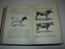 ELEMENTS OF AGRICULTURE - FREAM - ANIMALS - MACHINERY - SOIL - 1897 HARDBACK