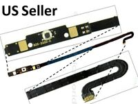 gasket and camera bracket Home button cable for iPad 4 with optional button