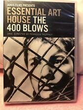 THE 400 BLOWS ESSENTIAL ART HOUSE 1959 Directed By Francois DVD Region 1 New