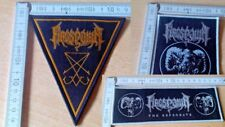 Rare survêtement firespawn patch obituary morbid angel Hellhammer celtic frost death