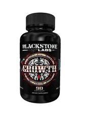 Blackstone Labs GROWTH - 90 caps - BUILD MUSCLE- BURN FAT - BOOST LIBIDO - NEW