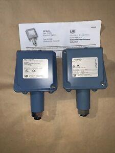 United Electric H100 701 Pressure Switch Range 1.5-30psi/20-200kPA H100701 H100K