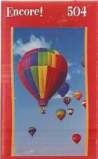 hot air balloons ballooning encore puzzle 504 piece 2009 new