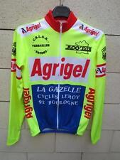 Veste cycliste AGRIGEL Versailles cycling jacket jaune 3 S