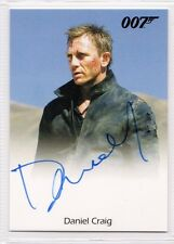 Daniel Craig ++ Autogramm  ++ James Bond ++ Verblendung Autograph Casino Royal
