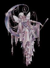 Moon Fairy Counted Cross Stitch Kit Fantasy/Fairies