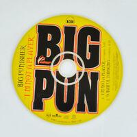 BIG PUN Punisher I'm Not a Player / Wishful thinking 2TRX (CD, 1997) DISC ONLY