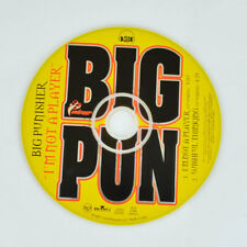 BIG PUN Punisher I'm Not a Player / Wishful thinking 2TRX (CD, 1997) DISC ONLY