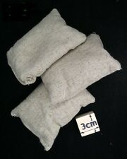 Soldier Story 1/6 Scale Toy WWII US Infantry HENRY KANO Sand Bags x 3