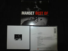 RARE CD GERARD MANSET / BEST OF / 1 TITRE INEDIT /