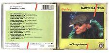 Cd GABRIELLA FERRI Pe' Lungotevere - RCA Flashback 1987 Umiliani Rustichelli