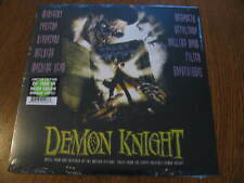 Tales from the Crypt Demon Knight Soundtrack GREEN VINYL LP PANTERA MELVINS NEW!