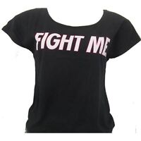 Ecko MMA Ladies Fight Me T Shirt MMA UFC Fightwear