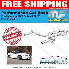 Magnaflow Street SS Cat-Back For 2001 Mustang SVT Cobra 4.6L V8 #15644