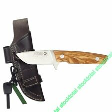 CUCHILLO MANGO OLIVO KNIFE WITH OLIVE WOOD HANDLE 208011