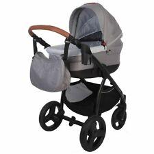 Bo Jungle B-Zen Kinderwagen 4-in-1 Lichtgrijs Kinder Wandel Wagen Baby Buggy