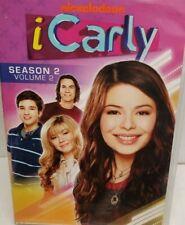 iCarly: Season 2 Volume 2 (DVD, 2009)