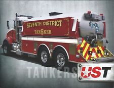 Fire Equipment Brochure - UST - Custom Tankers - 2013 (DB313)