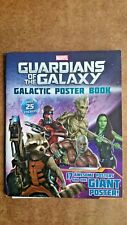Marvel Guardians of the Galaxy Galactic Poster  Book
