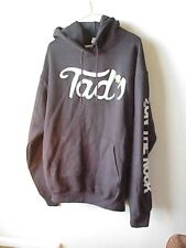 PORT COMPANY HOODIE SWEATSHIRT FROM TAD'S ON THE ROCK ROCKFORD, IL MENS SIZE L